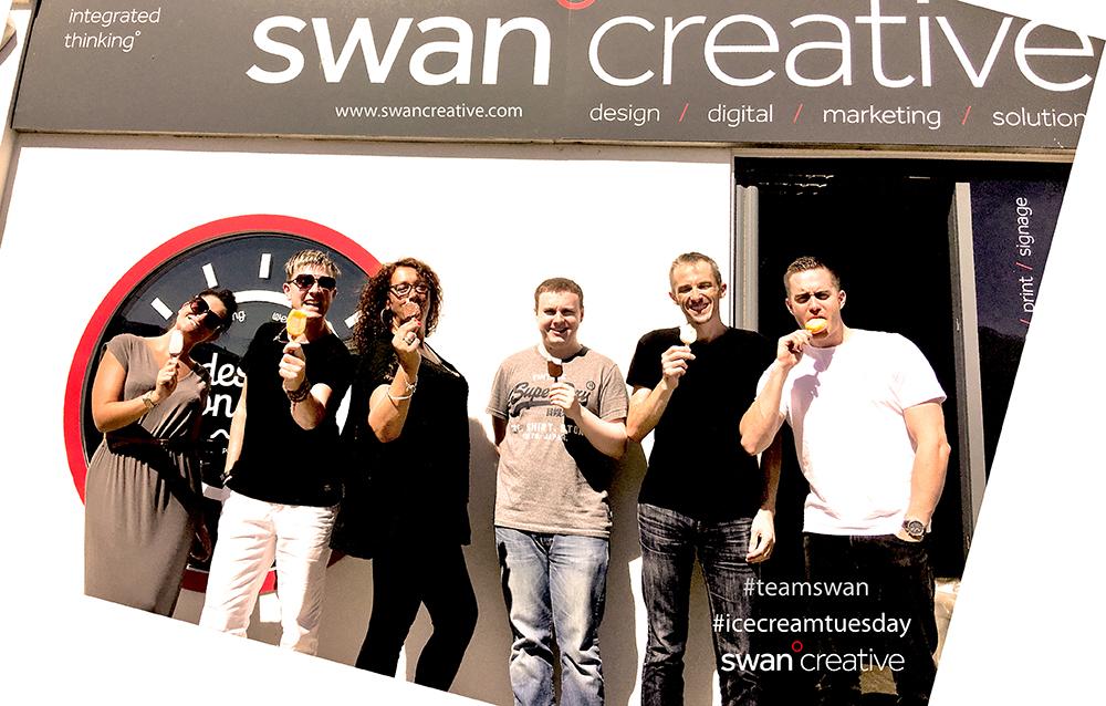 Swan Creative - Leigh On Sea