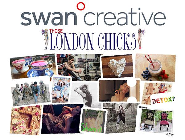 Swan Creative leading marketing agency essex london leigh southend westclif