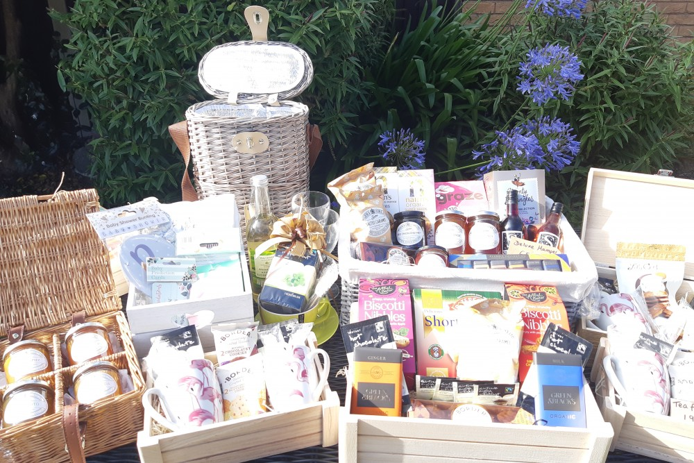 Gift Hampers from Three's Company